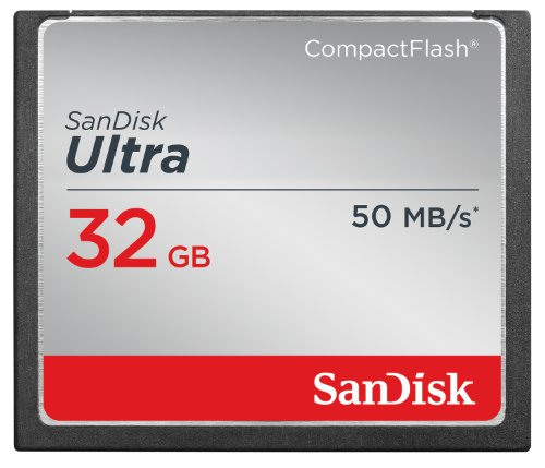 SanDisk CompactFlash Frustration Free Packaging SDCFHS 032G AFFP product image