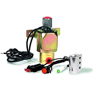 B&M 46076 Launch Control Solenoid with Installation Kit by B&M
