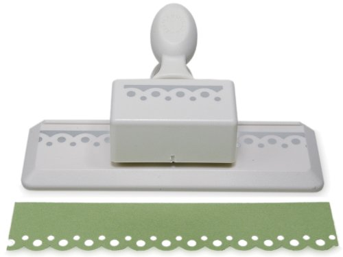 Martha Stewart Edge Punch-Scallop Dot 1 pcs sku# 631993MA