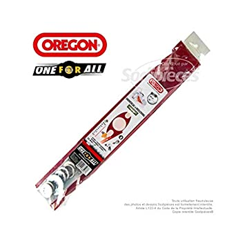 Oregon Cuchilla trituradora UNIVERSAL recto, diversos ...