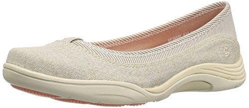 Grasshoppers Canvas Shoes (Grasshoppers Women's Reveal Skimmer Fashion Sneaker, Warm Taupe, 8.5 M US)