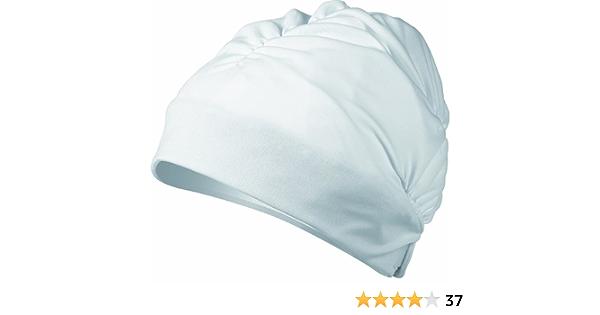 Swim Cap Hat Adults Silver Black or Blue Aqua Sphere Aqua Glide Swimming Caps