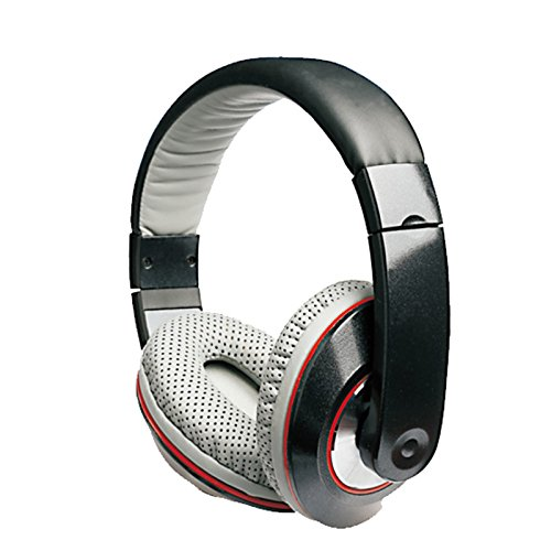 Deluxe Multimedia Stereo Headset (kenable Deluxe 105db Multimedia Stereo Headphones & Removable 3.5mm Jack Cable)