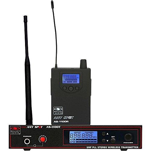 Galaxy Audio AS1100L Any Spot L-Band Wireless Micr...