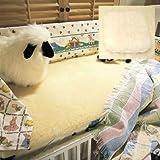 QBC Bundled SnugFleece II Crib Size 28 x 52 in. - Plus Free QBC eGuide, The Power of Wool