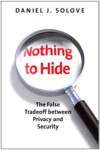 we have nothing to hide