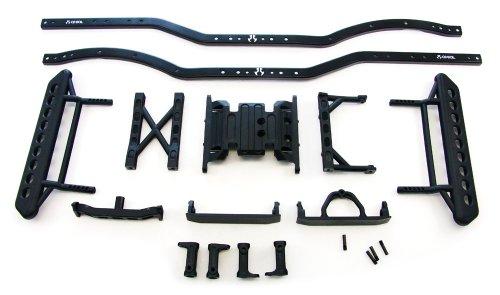 Axial 1/10 SCX10 Deadbolt * CHASSIS RAILS, ROCK RAILS & (Rail Brace)