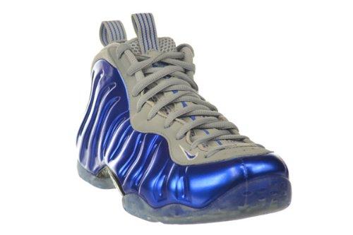 Nike Airposite Un Mens Basketball Chaussures Sport Royal / Jeu Royal / Loup Gris