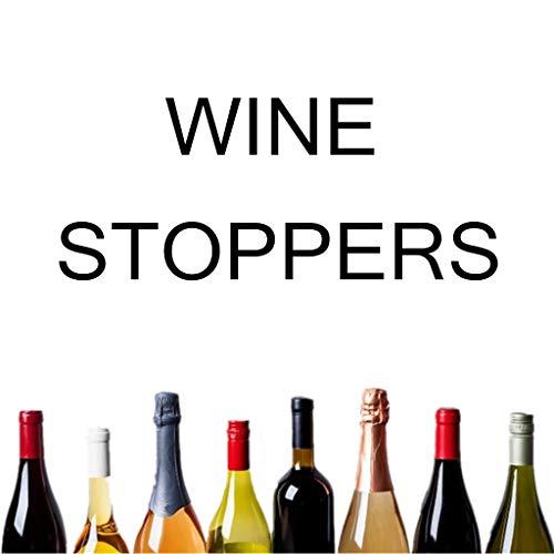 Wine Sealer Condoms shape Bottle Stoppers Wine Cap - 10 pack - Seal, Reusable, Keep Freshness ()