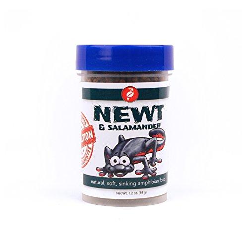 (Pisces Pros HBH Newt and Salamander Bites Amphibian Food (1.2 oz))