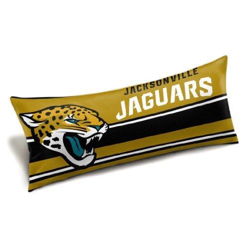Officially Licensed NFL Jacksonville Jaguars Seal Body Pillow New York Jets Body Pillow