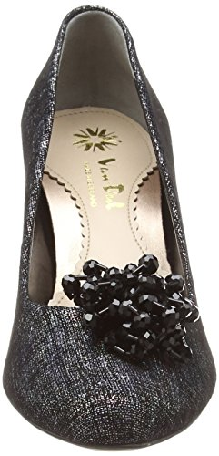 II Albion Print Fermé Escarpins Black Femme Van Manhattan Bout Black Dal 5EvqOy1