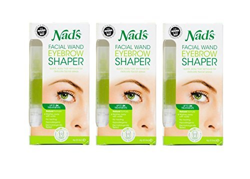 Nad's Eyebrow Shaper, 0.2 Ounce by (Nads Facial Wand)