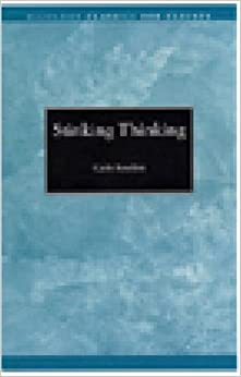 Stinking Thinking (Hazelden Classics for Clients)