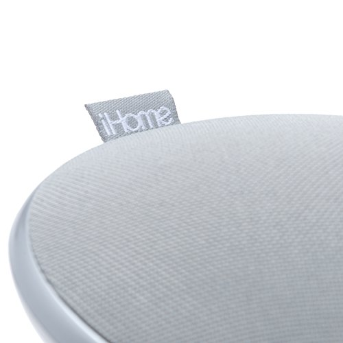 iHome White Noise Machine, Machine Bass Sound Therapy Timer, and Easier