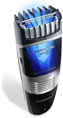 Taurus Spiro - Barbero con aspirador, recorta tu barba sin ...