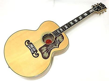 Gibson acústica Sj-200 Montana oro Color Natural envejecido ...