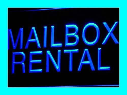 Mail Box Rental Lure LED Sign Neon Light Sign Display ()
