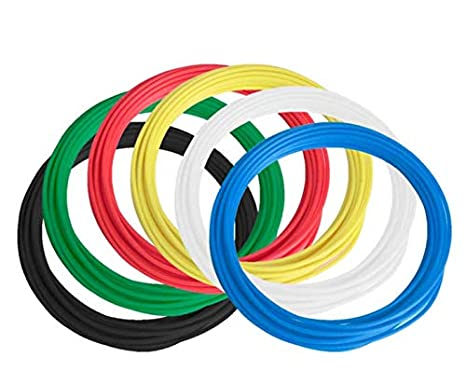 CoLiDo 3D Pen Filament PCL, Length 30M, 6Color Print-Rite COL3D-LCD0696
