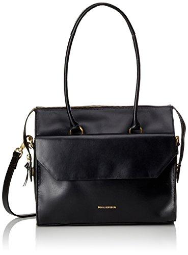 Royal RepubliQ Empress - Bolsos maletín Mujer Negro (Black)