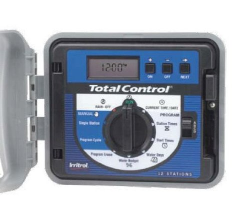 Irritrol TC-9IN-R 9 Station Indoor Irrigation Total Controller