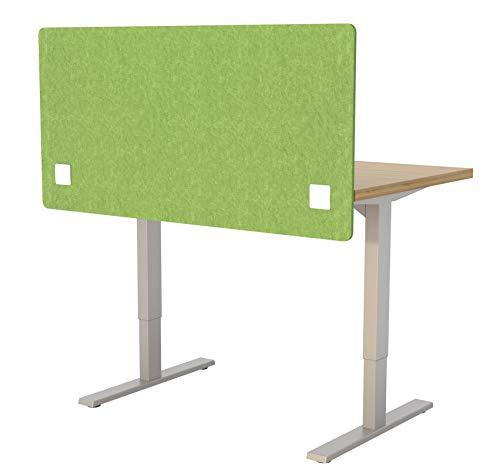 VaRoom Acoustic Partition, Sound Absorbing Desk Divider - 48