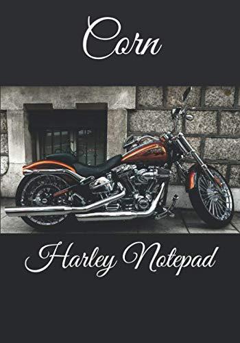 Harley Notepad (Motorbike On Santa)