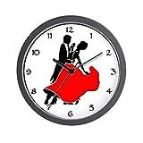 CafePress - Shall We Dance Wall Clock - Unique Decorative 10'' Wall Clock