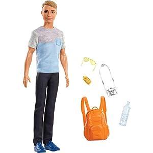 Barbie Barbie Doll (Multicolour)