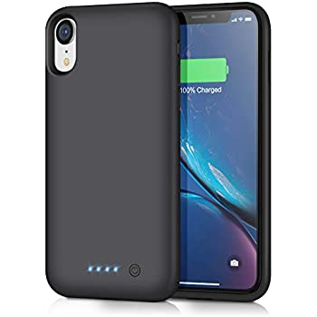 Amazon.com: Battery Case for iPhone XR, Feob Upgraded ...