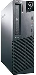 Lenovo ThinkCentre M92p Small Form Factor Business Desktop Computer, Intel Quad Core i5-3470 Up to 3.6Ghz CPU, 4GB DDR3 RAM, 500GB HDD, DVDRW, Windows 10 Professional (Certified Refurbished)