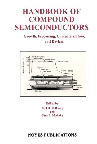 Download Handbook of Compound Semiconductors: Growth, Processing, Characterization, and Devices (Materials Science and Process Technology Series) Pdf