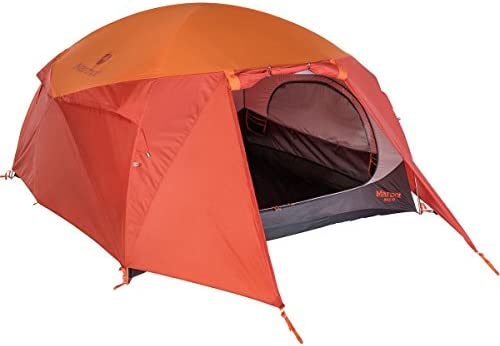 Marmot Halo 4 Person Family Camping Tent
