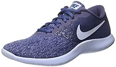 Nike Womens WMNS Flex Contact Blue Recall Royal Tint Purple Size 7.5