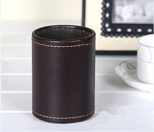 Faux Leather Pen - 2