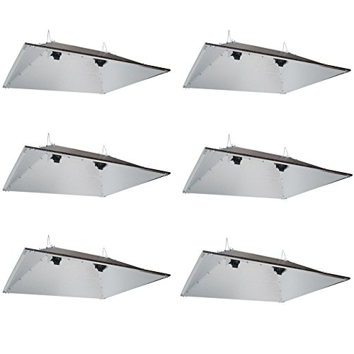 Hydroplanet™ 6 Packs Double Ended XXL Reflectors Hood Hyd...