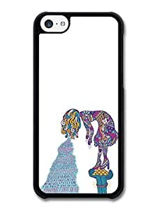 Foster The People Words Stream Supermodel Album Illustration case for iPhone 5C