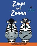 Zayn and Zinnia: A Children's Picture Rhyming