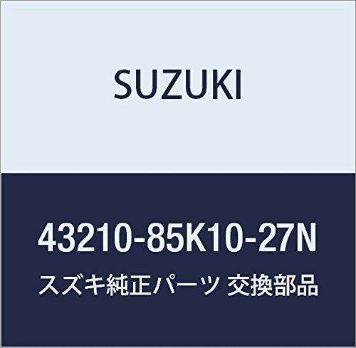 SUZUKI (スズキ) 純正部品 ホイール アルミ(14X4 1/2J)(シルバー) ラパン MRワゴン 品番43210-85K10-27N B01M0W0ZG7