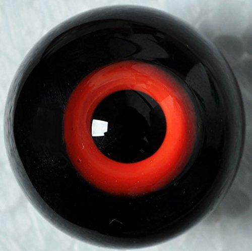 FUGA&TATA'S Tokyo Ghoul 18mm Half Round Glass Black