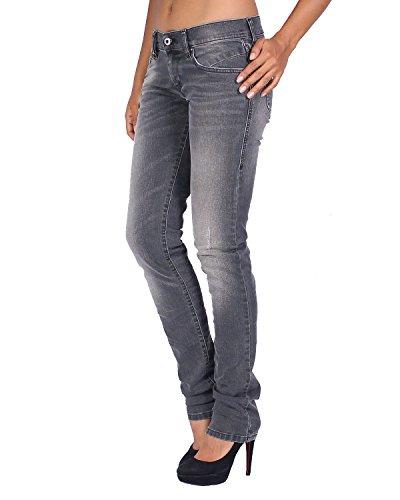 Getlegg 607Z Gris Diesel Slim Skinny Femme Jean pCwCExgqA
