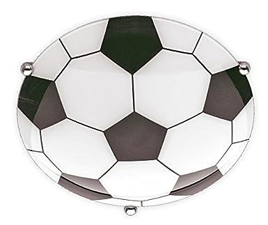 Fussball Lampe Leuchte Kinderlampe Kinderzimmerlampe