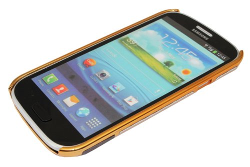 avci Base 4260310648040 S-Line en chrome look Coque rigide pour Samsung Galaxy S3 i9300/S3 Neo i9301 Beige