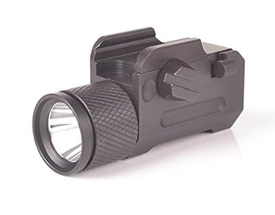 Ozark Armament 500 Lumen Tactical Pistol Light Constant Strobe Mode Full Sized Pistols