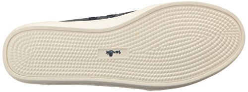 Sanuk Women's Pair O Dice Flat, Navy, 8 M US by Sanuk (Image #3)