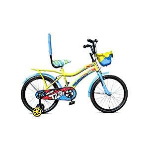 Leader Kids Cycle Murphy 20T for 7 to 10 Years Suitable for Boys and Girls Both