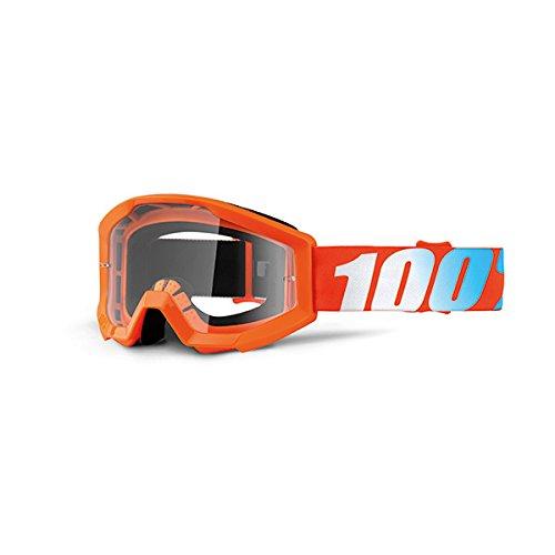 100% Youth Strata Jr Goggle-Orange
