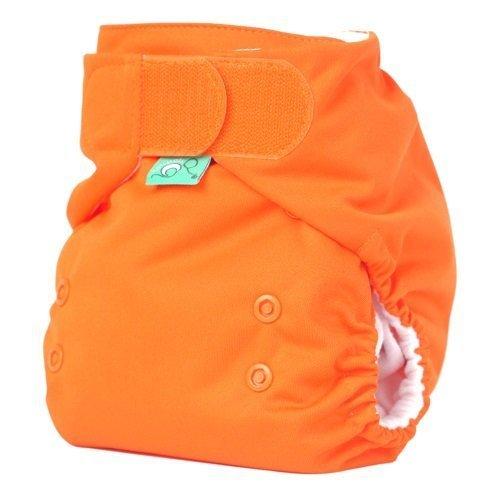 Tots Bots Easy Fit Cloth Diaper One Size V4 (Pumpkin) by Tots Bots