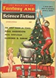 img - for The Magazine of FANTASY AND SCIENCE FICTION (F&SF): January, Jan. 1960 book / textbook / text book