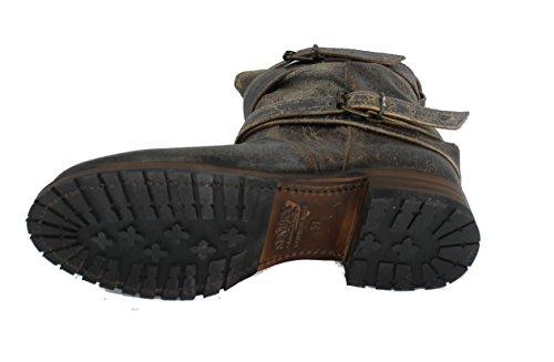 Sendra Boots 9695 Chiquita - Barbados Quercia Signore Dellannata Stivaletto